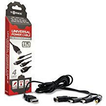 MISC: UNIVERSAL POWER CABLE FOR HANDHELDS - TOMEE (NEW)